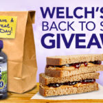 Welch's $500 Back to School Giveaway