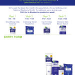 Yes to Blueberries Giveaway