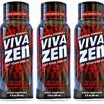 Free Sample Bottle of Vivazen Supplement Drink