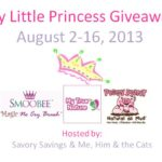 My Little Princess Giveaway