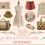 Sincerely Sweet Boutique Giveaway