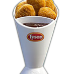 Free Tyson Dipping Cup