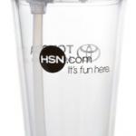 Free 16 oz Toyota/HSN Tumbler