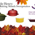 Cooking Club of America Baking Sweepstakes