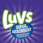 Luvs Super Absorbent Leakguards Diapers