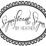 Significant Signs Giveaway