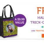 Free Halloween Trick or Treat Bag