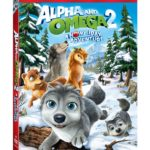 Alpha & Omega 2- A Howl-Iday Adventure DVD or BluRay Giveaway