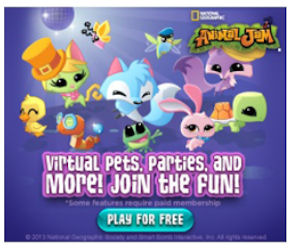 Play National Geographic Animal Jam Game Online for Free - Life With
