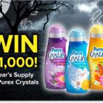 Purex Crystals Giveaway