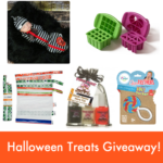 Halloween Treats Giveaway for Families