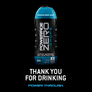 Free Powerade Zero Drops Product Coupon on oscar mayer bacon coupon 2013