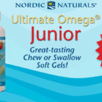 Free Nordic Naturals Ultimate Omega Junior