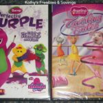Barney and Angelina Ballerina Movies Review