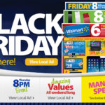 Black Friday Ad for Walmart