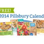 Free 2014 Pillsbury Calendar