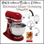 Christmas Baker's Edition Blogger Opp.