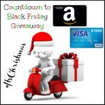Countdown to Black Friday Giveaway