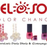 Color Changing Necklace & Nail Polish Giveaway