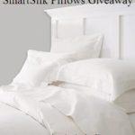 SmartSilk Pillows Giveaway