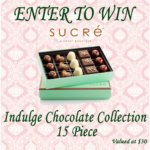 Sucre Chocolate Giveaway