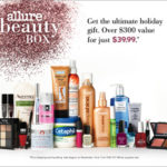 Allure Beauty Box 2013 for $39.99