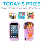 2 App Collections With iPod Touch Giveaway