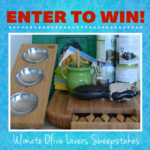 California Ripe Olives Sweepstakes