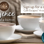 Free Cafe Escapes K-Cup Sample Pack