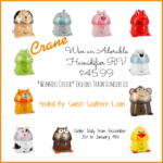 Crane USA Adorable Animals Humidifier Giveaway