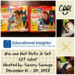 Hot Dots Jr. Giveaway