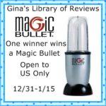 Magic Bullet Giveaway