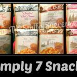 Simply 7 Snack Giveaway