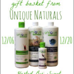 Unique Naturals Prize Pack Giveaway