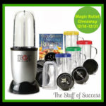Magic Bullet Giveaway