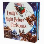 Flash Giveaway for Night Before Christmas Book
