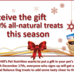 Free Bag of All Natural Ideal Balance Treats