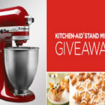 Kitchen-Aid Stand Mixer Giveaway