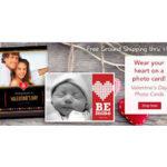 Free Cherishables Valentine's Day Photo Card