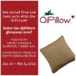 QiPillow Giveaway