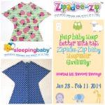 Zipadee Zip Giveaway