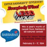 Barbara's Cereal Giveaway