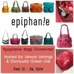 Epiphanie Bags Giveaway
