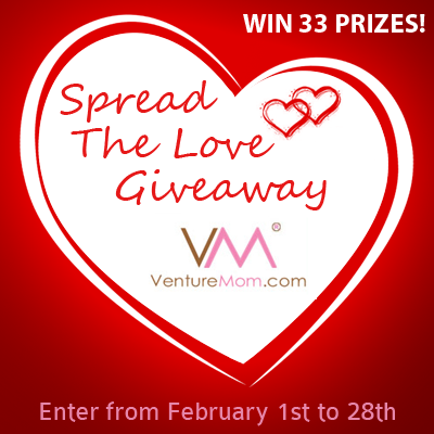 Spread the Love Giveaway - Life With Kathy