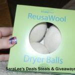 ReusaWool Dryer Balls Giveaway