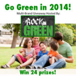 Go Green in 2014 Giveaway