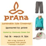 prAna Outfit Giveaway