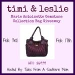 Timi and Leslie Diaper Bag Giveaway