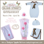Baby Bling Street Giveaway