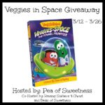 Veggies in Space Giveaway